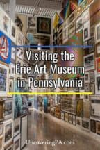 Erie Art Museum in Pennsylvania