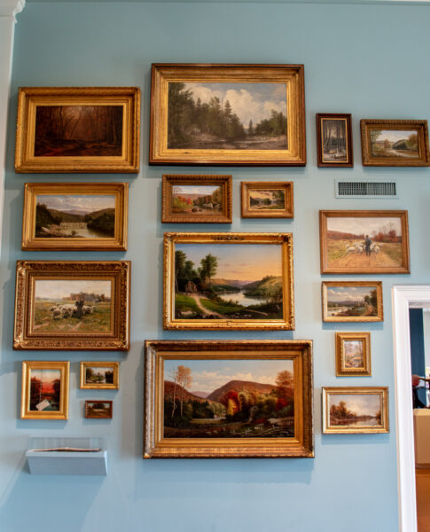 McKenna Gallery in the Westmoreland Museum of Art in Pennsylvania's Laurel Highlands