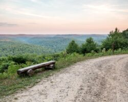 How to Get to Boone Run Vista in Potter County, PA