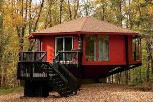 Poconos Airbnbs: 11 Great Cabins in the Poconos For Your Next Getaway