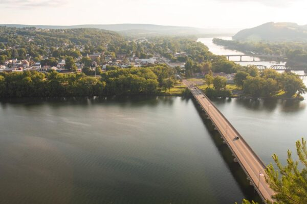 View from Shikellamy State Park