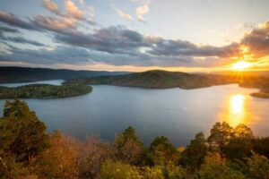 How to Get to Hawn's Overlook and Ridenour Overlook at Raystown Lake