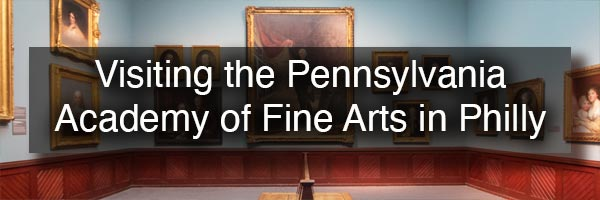 Pennsylvania Academy of Fine Arts Museum in Philadelphia, Pennsylvania