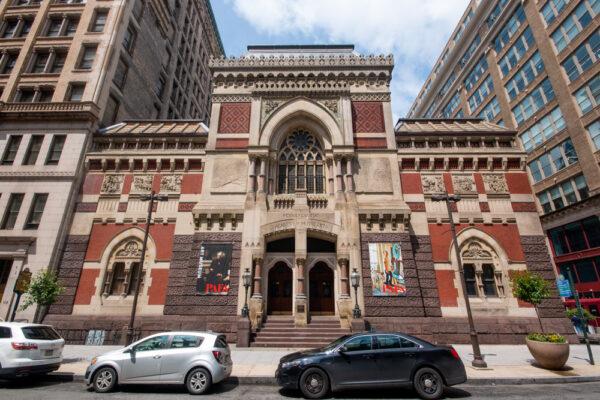 Pennsylvania Academy of Fine Arts Museum in Philadelphia PA