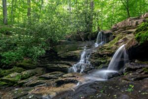 How to Get to Stewarton Falls in Fayette County, PA