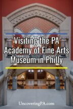 Pennsylvania Academy of Fine Arts in Philadelphia