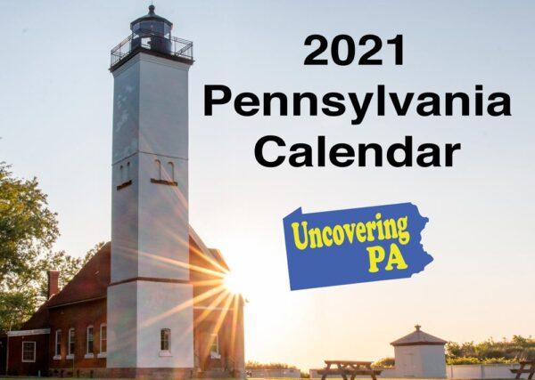 2021 Pennsylvania Calendar