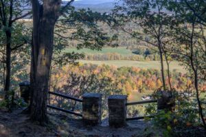 How to Get to Indian Lookout in Huntingdon County's Rothrock State Forest