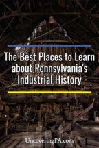 Pennsylvania's Industrial History