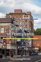 The best Small Towns in Pennsylvania