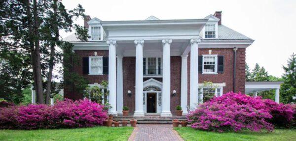 Mansion Airbnb in Philadelphia Pennsylvania