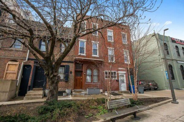 Old City Philadelphia apartment