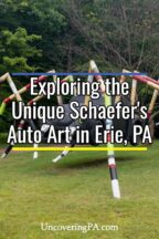 Schaefer's Auto Art in Erie Pennsylvania