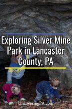 Silver Mine Park in Lancaster County, Pennsylvania