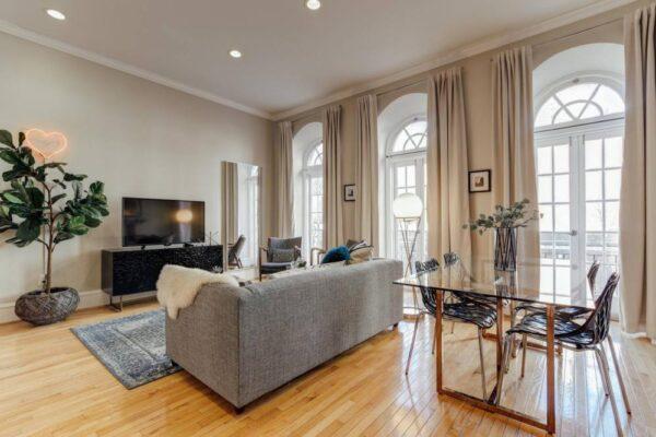 Stylish Center City Philadelphia Airbnb