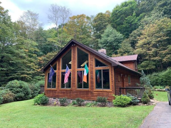 Chalet in the Laurel Highlands
