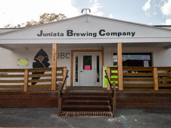 Juniata Brewing Company in Huntingdon PA
