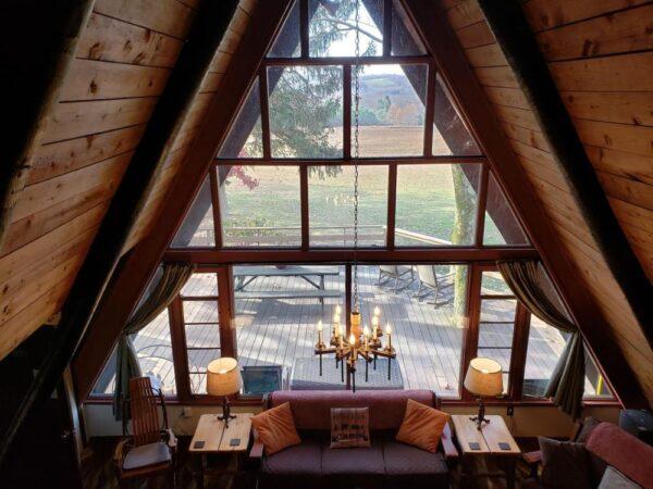 Rustic Cabin near Seven Springs