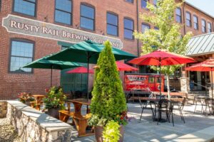 Visiting Rusty Rail Brewing Company in Mifflinburg: One of PA's Best Breweries