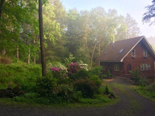Woodland Retreat Cabin in the Poconos