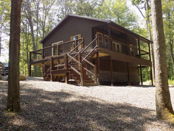 Newly built Airbnb in the Laurel Highlands