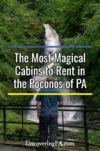 Airbnb Cabins in the Poconos of Pennsylvania
