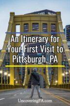 Weekend in Pittsburgh, Pennsylvania