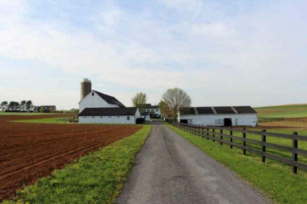 Amish Farm stay in Intercourse PA
