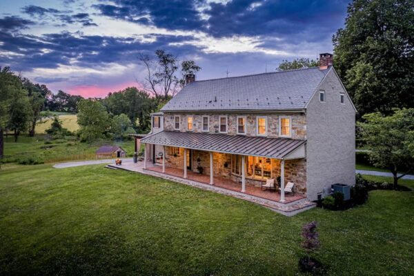 Stone house in Lancaster County PA