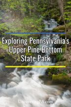 Upper Pine Bottom State Park in Lycoming County PA