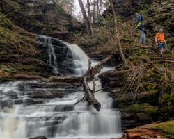 13 of the Best Waterfall Hikes in PA