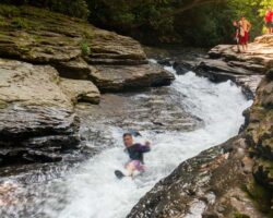The Natural Waterslides in Ohiopyle State Park: Everything You Need to Know to Visit