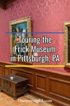 The Frick in Pittsburgh PA