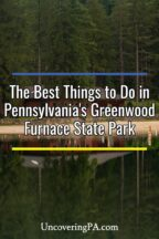Things to do in Greenwood Furnace State Park
