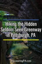 Beechview-Seldom Seen Greenway in Pittsburgh Pennsylvania