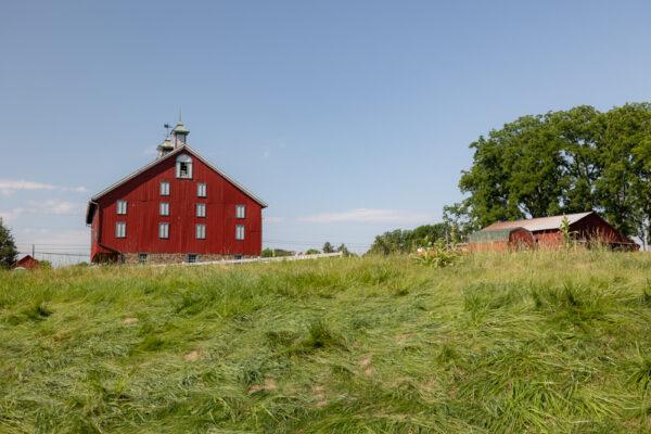 Daniel Lady Farm in Gettysburg PA