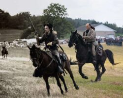 Everything You Need to Know to Experience the Gettysburg Reenactment at the Daniel Lady Farm