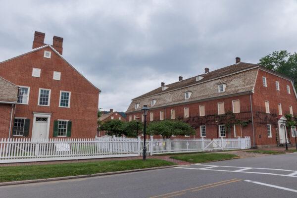 Old Economy Village in Ambridge PA