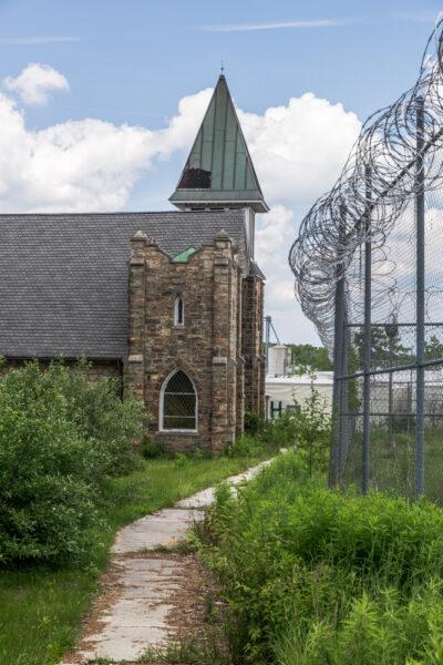 Grace Chapel at SCI Cresson in Cambria County Pennsylvania