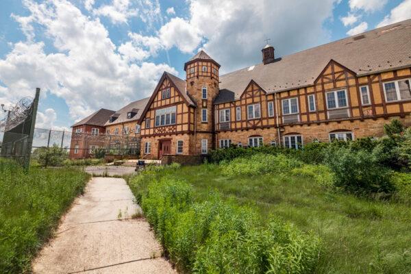 Abandoned SCI Cresson Prison in Cambrai County PA