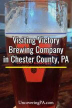 Victory Brewing Company in Chester County Pennsylvania