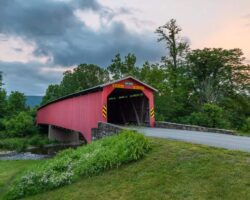 Visiting the Covered Bridges of Perry County, Pennsylvania