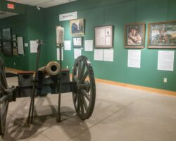 Visiting the Braddock's Battlefield History Center Near Pittsburgh