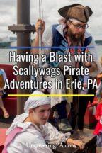 Scallywags Pirate Adventures in Erie, Pennsylvania