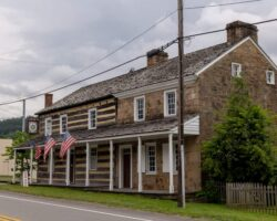 Visiting the Compass Inn Museum in Westmoreland County
