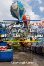 Dutch Wonderland in Lancaster PA