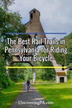 Rail Trails in Pennsylvania