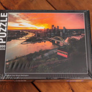 Duquesne Incline in Pittsburgh Puzzle