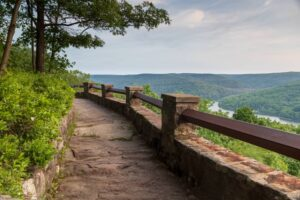 Exploring the Incredible Rimrock Overlook in the Allegheny National Forest