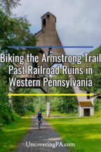 Armstrong Trail in Western Pennsylvania